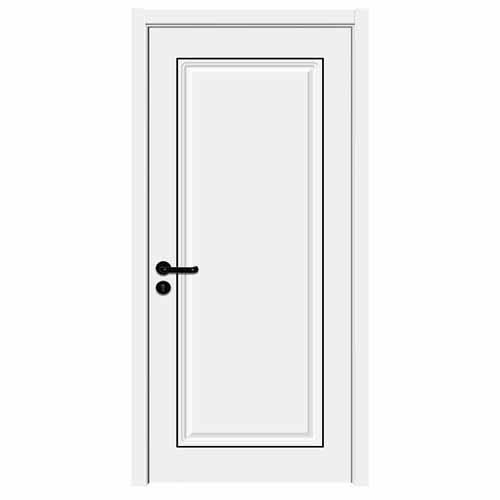 轻奢极简烤漆门